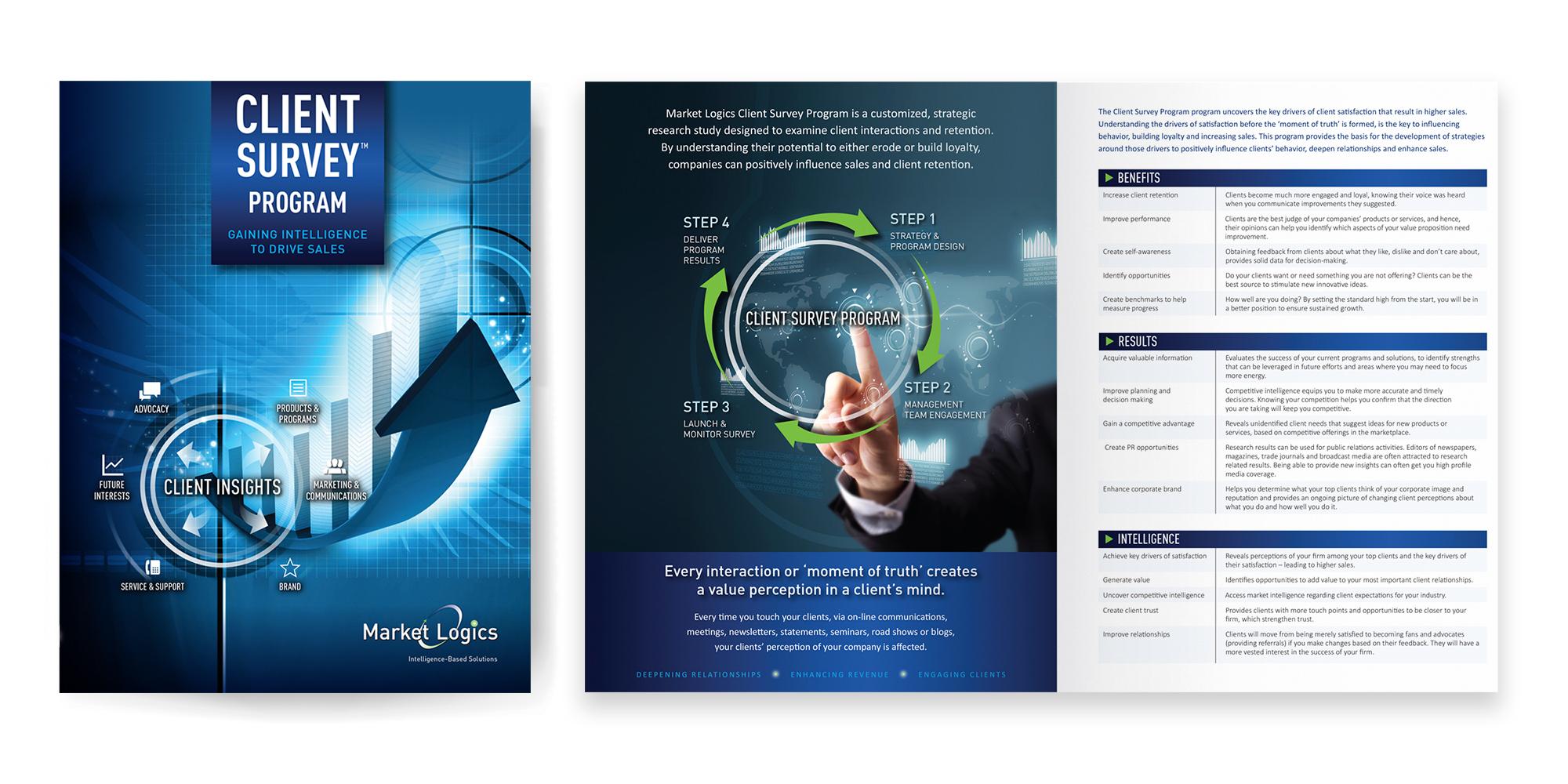 Market Logics Client Survey Program