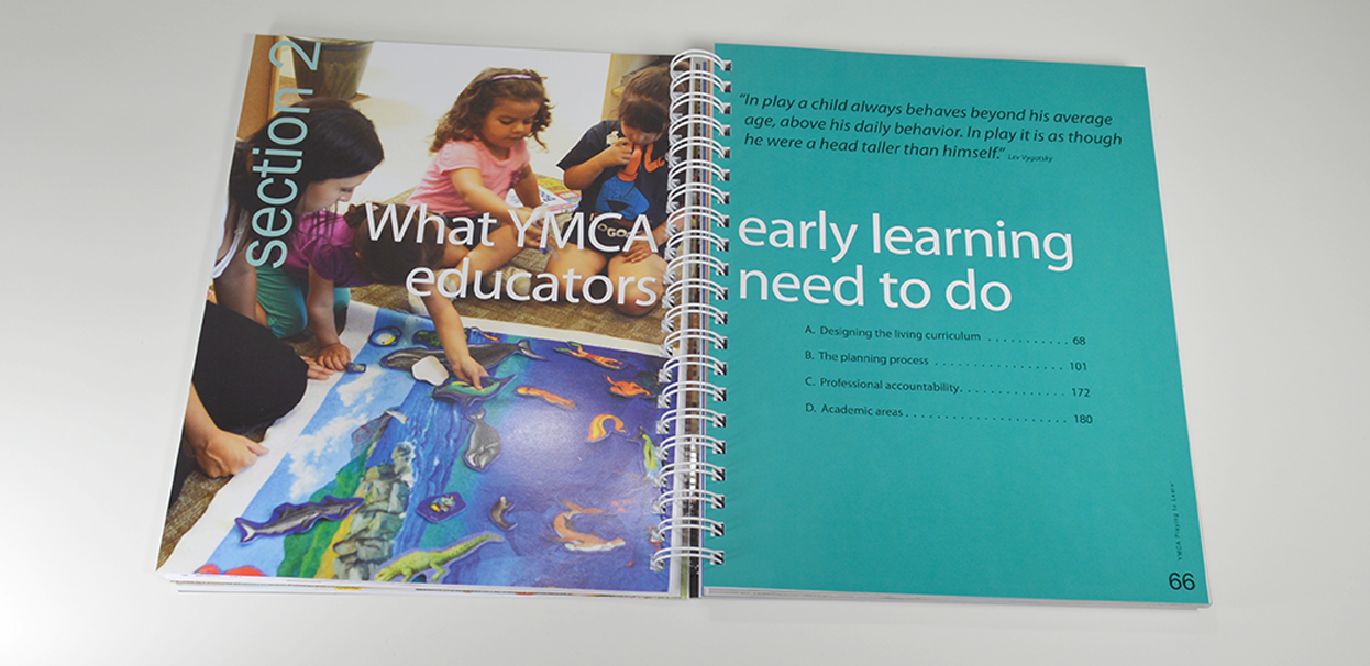 YMCA Playing to Learn – Inside