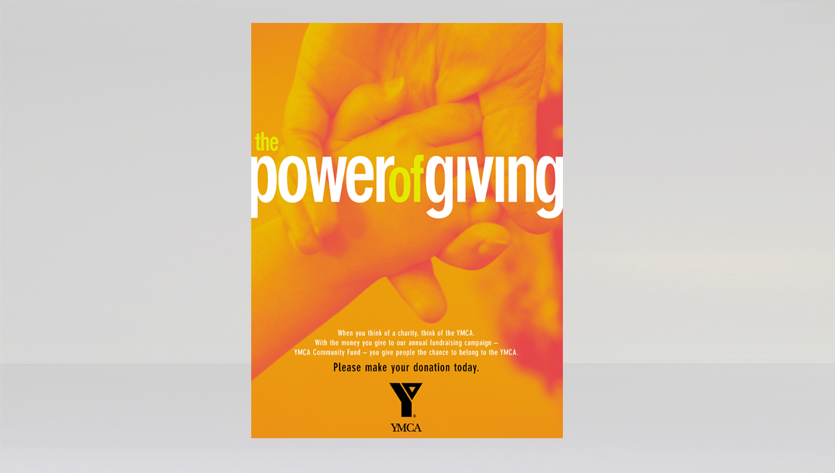 YMCA Power of Giving Campaign