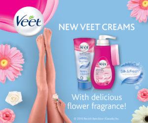 Veet Cream Digital Ad