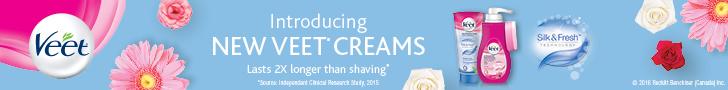 Veet Cream Web Ad 728x90